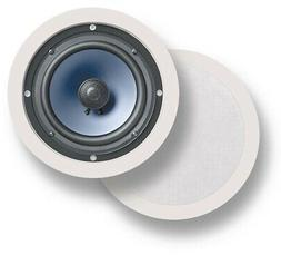 "Polk Audio RC60i 2-way Premium In-Ceiling 6.5"" Round Speaker"