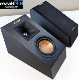 Klipsch RP-140SA Dolby Atmos Elevation Speakers AUTHORIZED-D