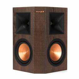 Klipsch RP-250S-Walnut Surround Sound Speaker - CHIP & DENT