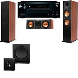 Klipsch RP-280F Tower Speakers CH-RP-250C-SW-112-3.1-Onkyo T