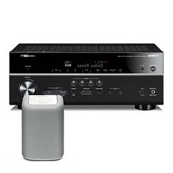 Yamaha RX-V683 7.2 Channel AV Network Receiver with Dolby At