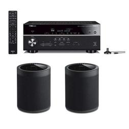 Yamaha RX-V685 7.2-Channel AV Receiver with MusicCast - with