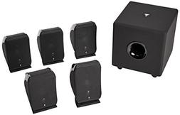 Focal Sib&Co Series 5.1 Jet Black Home Theater Speakers