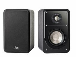 Polk Signature Series S15 Bookshelf Speakers for Home Theate