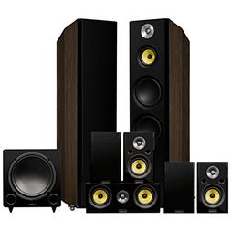 Fluance Signature Series Surround Sound Home Theater 7.1 Cha