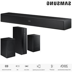 "Samsung ""TV Mate"" Soundbar  with Samsung Wireless Rear Speak"