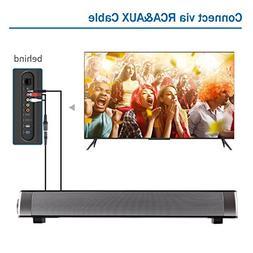 VIPWIND Soundbar Bluetooth Sound Bar Speaker, Sound Bar Wire