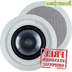 "JBL SP6CII 2-way, Round 6.5"" In-Ceiling Speaker with Swivel"