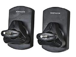 Speaker Wall Mounting Bracket - Black  - Set of 2 MNP