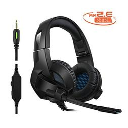 Rimila Stereo Gaming Headset for playstation 3, playstation