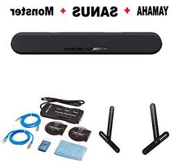 Yamaha Surround Bluetooth Soundbar Home Speaker Set of 1 B