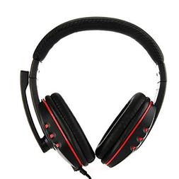 Surround Headband Headphone Professional Gaming Headset with
