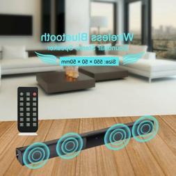 Surround Sound Bar Speaker System Wireless Subwoofer Bluetoo