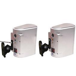 Surround Sound Speaker Brackets Wall Mounts Max3.5KG for Spe