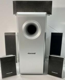 Panasonic Surround Sound Speakers SB-PC640, SB-FS440, SB-FS4