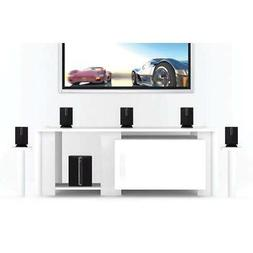 Surround Sound System Home Theater 5.1 Channel Speakers Subw
