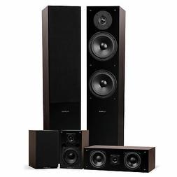 Fluance SXHTBW 5 Speaker Surround Sound Home Theater System