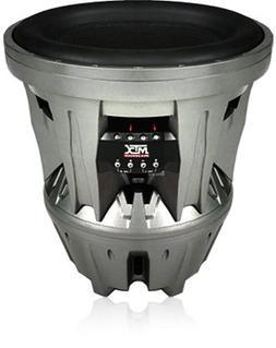 """T9922-44 - MTX Audio 22"""" 6000 Watt Jackhammer Subwoofer"""