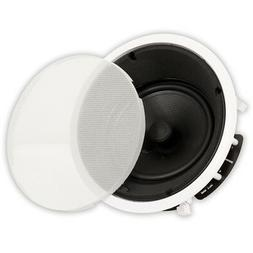 Theater Solutions TS80A In Ceiling 8 Angled Speaker Home The