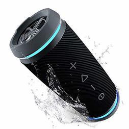 TREBLAB HD77 Premium Portable Speakers - Loud 360° HD Surro