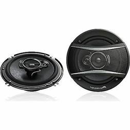 """PIONEER TS-A1676R A-Series 6.5"""" 320-Watt 3-Way Speakers"""