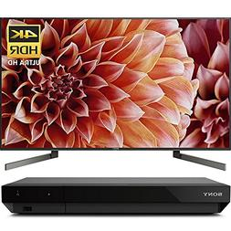"""Sony Bravia XBR55X900F 55"""" 4K HDR HLG and Dolby Vision UHD T"""