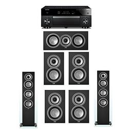 ELAC Uni-Fi 7.0 System with 2 ELAC UF5 Floorstanding Speaker