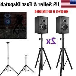 Universal Adjustable High Speaker Stand Surround Sound Speak