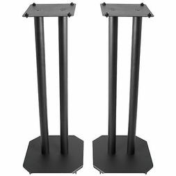VIVO Premium Universal Floor Speaker Stands for Surround Sou