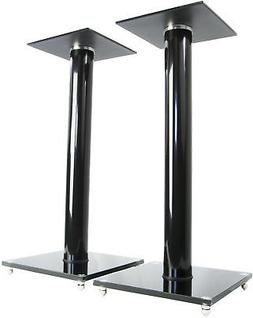 Premium Universal Floor Speaker Stands for Surround Sound &