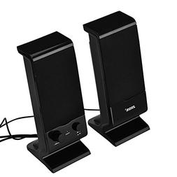 Aramox USB-Powered Computer Speakers Portable Bass Combinati