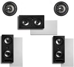 Polk Audio Vanishing 5.0 High Performance In-Wall / In-Ceili