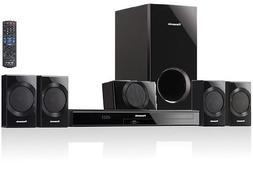 Panasonic 1000 Watts 5.1 Channel Virtual Surround Effect DVD