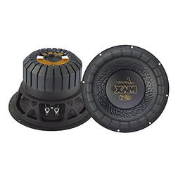 Lanzar 8 Inch 600W 4 Ohm 4 Layer Voice Coil Car Audio Subwoo