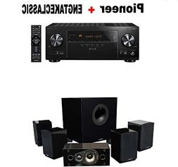 Pioneer VSX-LX103 Elite 7.2 Channel A/V Receiver + Energy 5.
