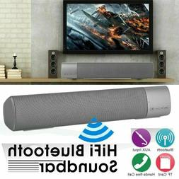 AudioBLUE-Wireless Bluetooth 360 TV Surround Sound Bar Speak