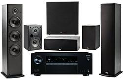 Onkyo 5.2 -Channel Wireless Bluetooth 4K 3D A/V Surround Sou