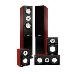Fluance XLHTB High Performance 5 Speaker Surround Sound Home