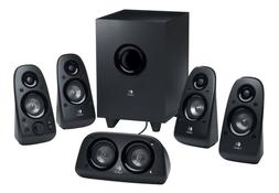 Logitech Z506 150W 5.1Ch Speakers Surround Sound Speakers wi