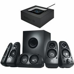 Logitech Z506 5.1 Surround Sound Speaker & Bluetooth Adapter