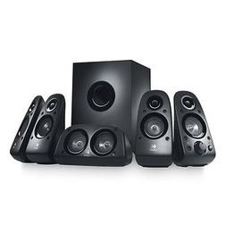 Logitech Z506 Surround Sound Home Theater Speaker System, Ex